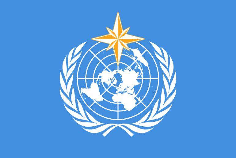 Bandeira da OMM