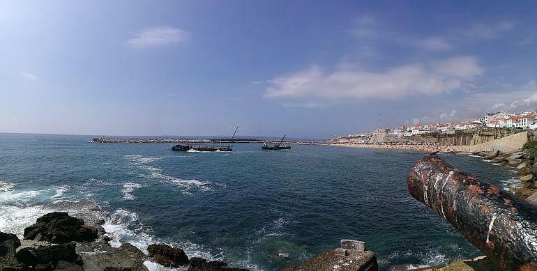 Ericeira e o Mar português (imagem João Gonçalves)