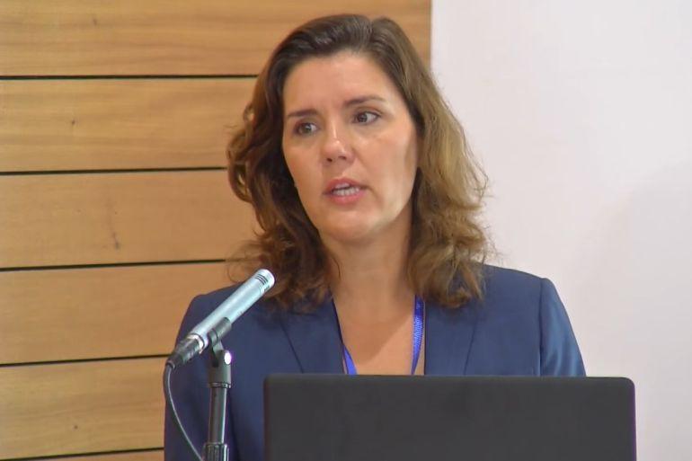 A Professora Assunção Cristas (Mestrado em Direito e Economia do Mar da Nova é o 4º melhor do Mundo)