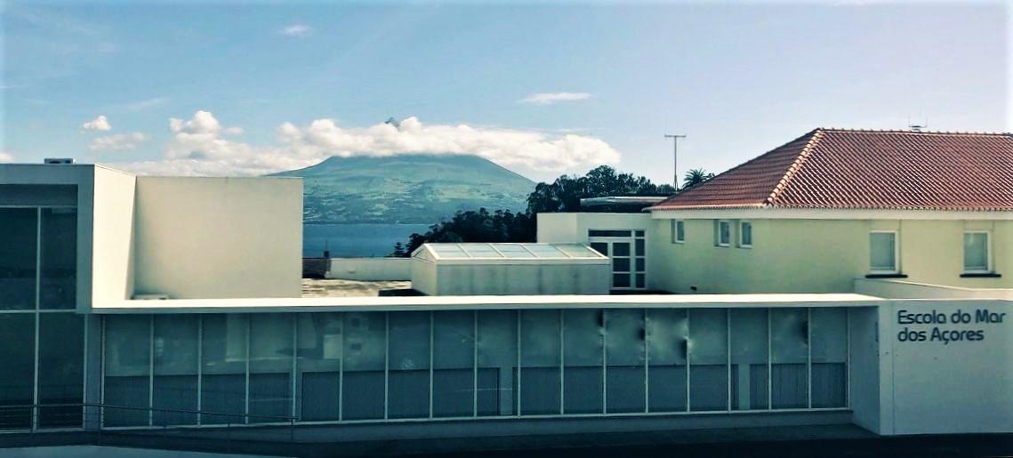 A Escola de Mar dos Açores, está localizada nas antigas instalações da Estação Rádio Naval da Horta (imagem EMA)