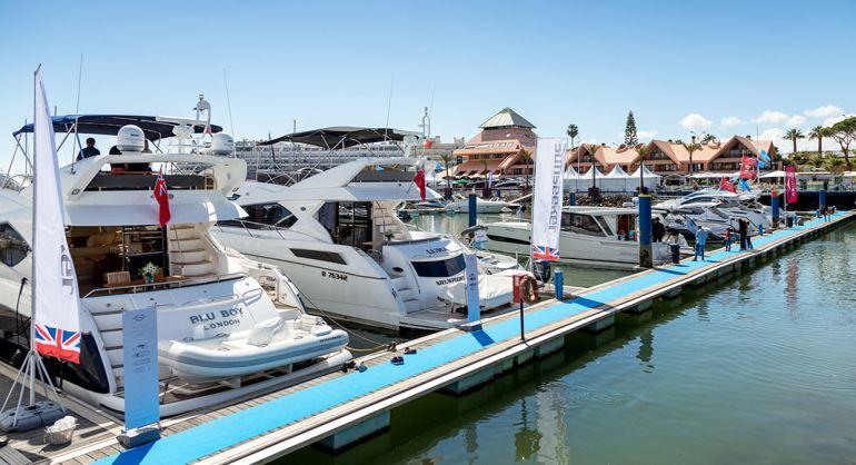 O Vilamoura Boat Show, arranca já no próximo dia 3 de junho