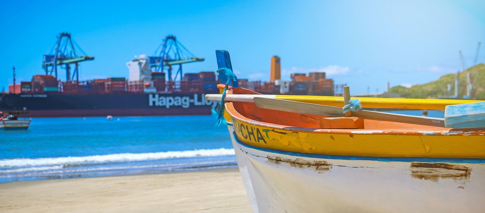 O Shipping em Portugal:Quatro Lições e uma Proposta