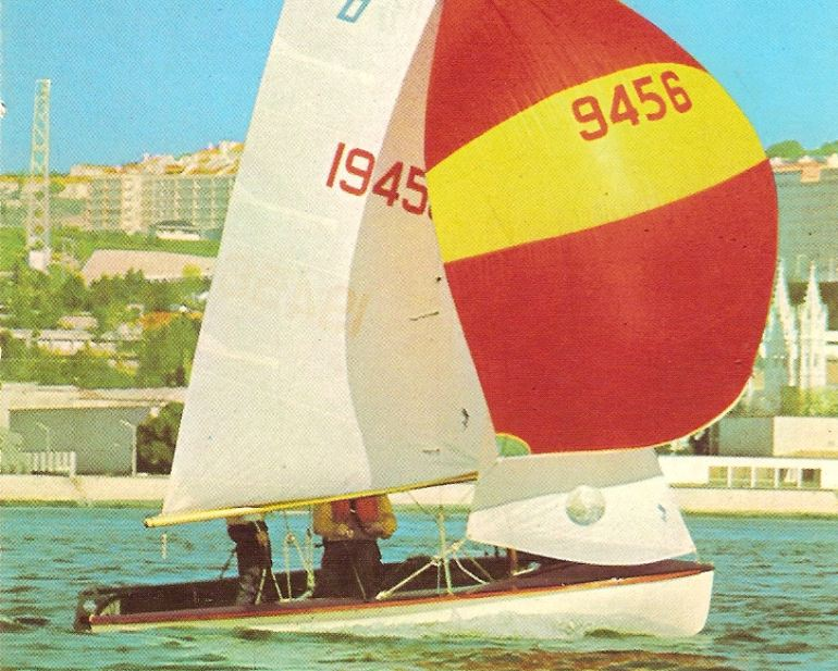 Vencedor do Campeonato do Mediterrâneo em 420 (D.R.)