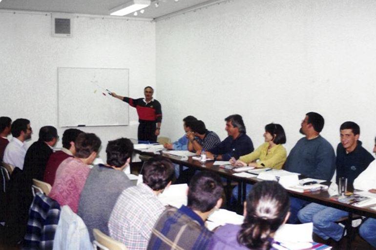 Formando Juízes de Regata nos Açores Ponta Delgada (D.R.)