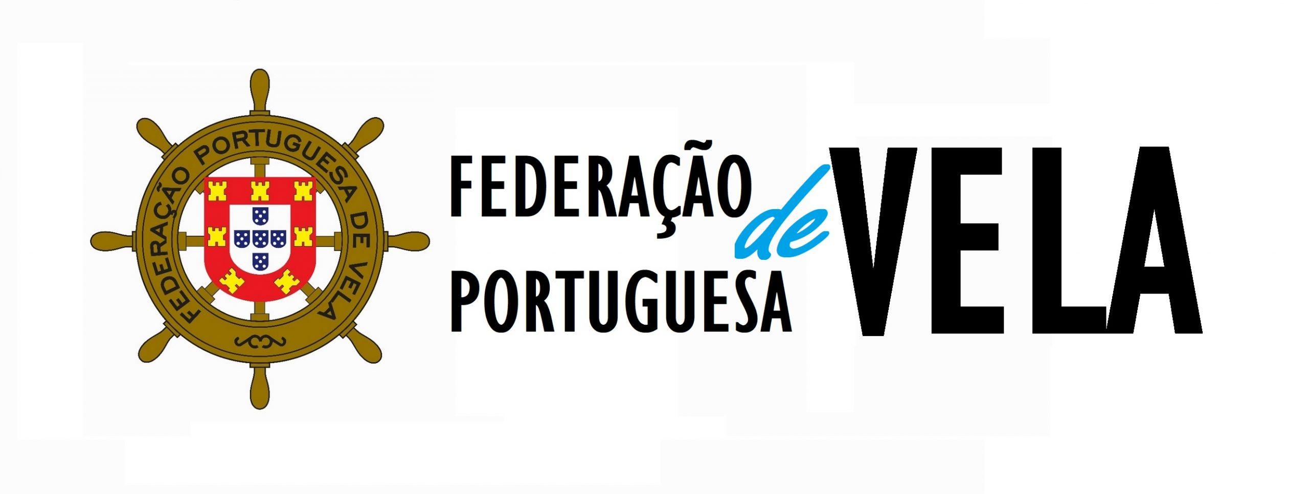 Logo da Federação Portuguesa de Vela