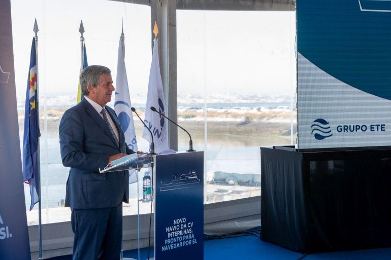 Luís Figueiredo, administrador do Grupo ETE (imagem Daniel Maia)