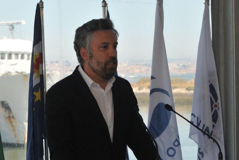 O Ministro das Infraestruturas e da Habitação Pedro Nuno Santos (imagem Luís Miguel Correia)