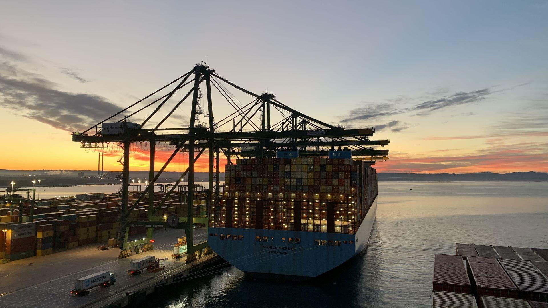 O serviço de pilotagem: um elo crítico da cadeia logística
